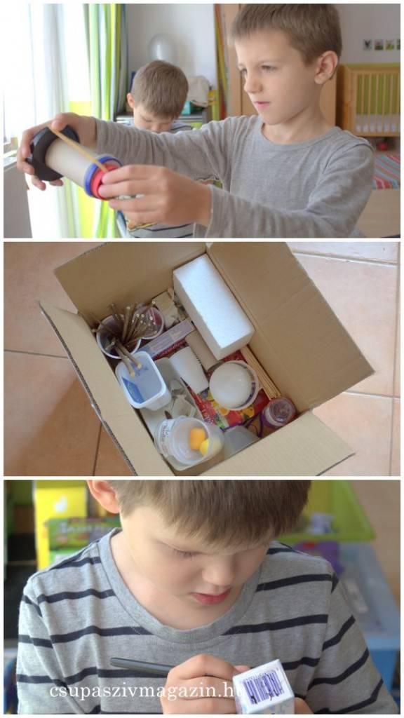 box of creativity